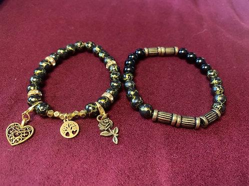 Ezekiel His and Hers  Bracelets