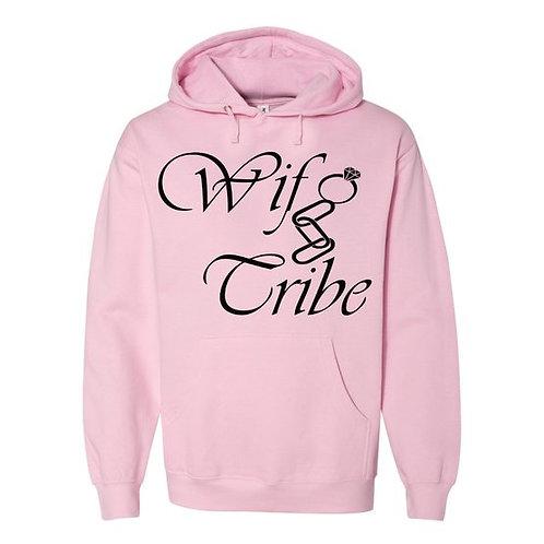WT-hoodie Pink