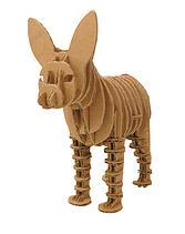 Cardboard Bulldog