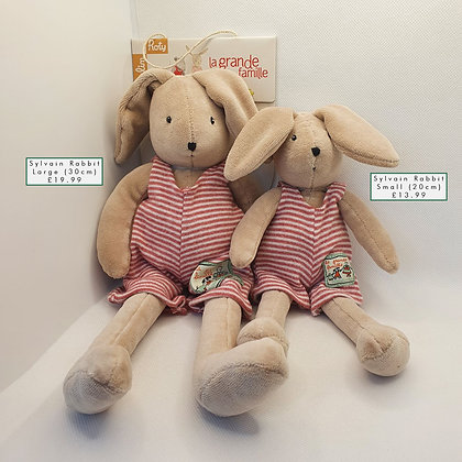 Sylvain Rabbit Soft Toy