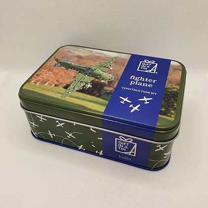 Fighter Plane in a Tin