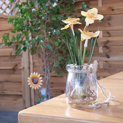 Artificial Hanging Daffodils