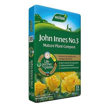 Westland John Innes No.3 Mature Plant Compost 35L