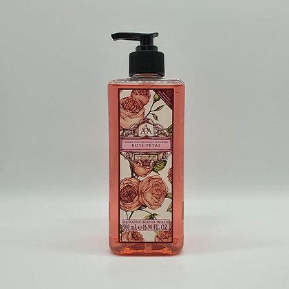 Rose Petal Luxury Hand Wash
