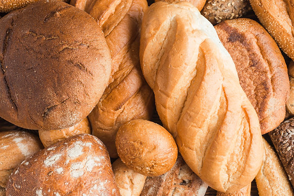 White medium loaf