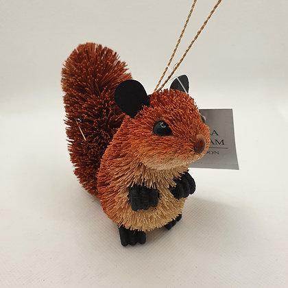 Bristle Squirrel Decoration