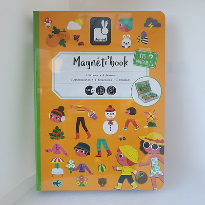 Magnéti'book: Four Seasons