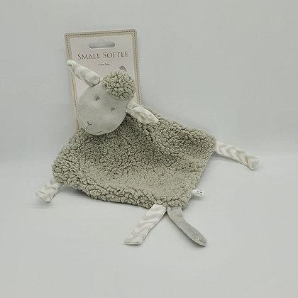 Softee Cuddles Sheep Comforter