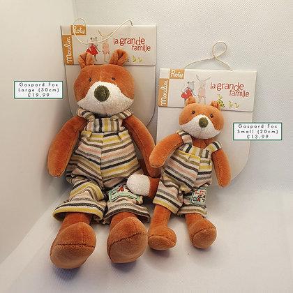 Gaspard Fox Soft Toy