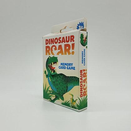 Dinosaur Roar! Memory Card Game
