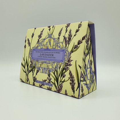 Lavender Luxury Travel Collection
