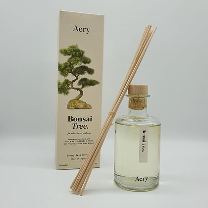 Bonsai Tree Luxury Reed Diffuser