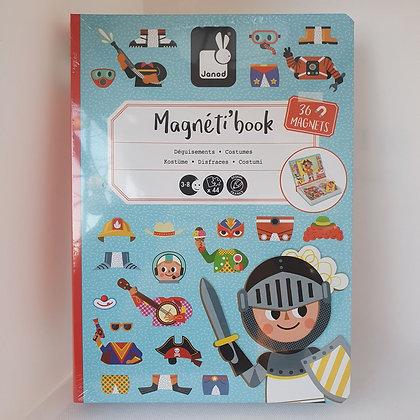 Magnéti'book: Costumes