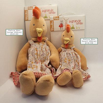 Felice Hen Soft Toy