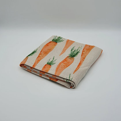 Carrot Fabric Apron