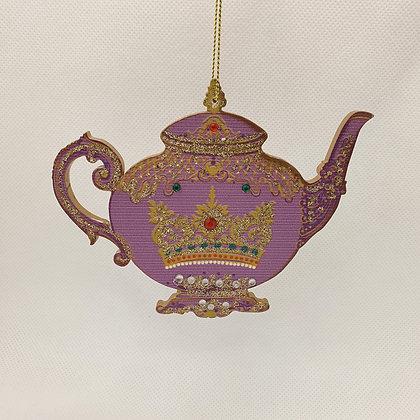 Royal Teapot Decoration