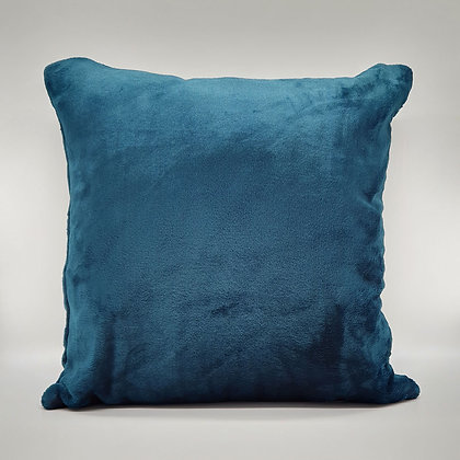 Peacock Cashmere Touch Cushion
