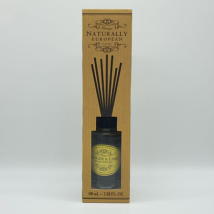 Naturally European Ginger & Lime Diffuser