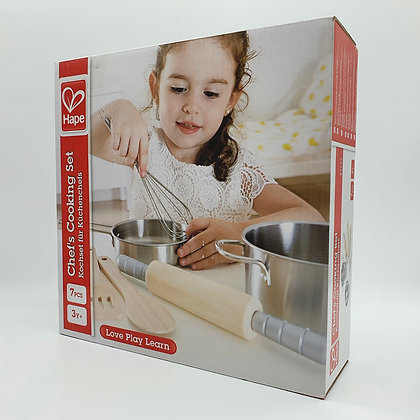 Chef's Cooking Set (Toy)