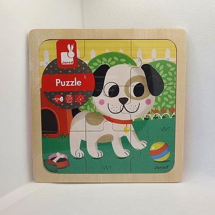 Titus the Dog Puzzle