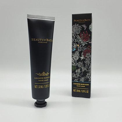 Cashmere Musk Noir Hand Cream