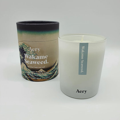 Wakame Seaweed Pure Soy Candle
