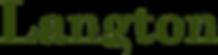Langton Only Logo (Green).png