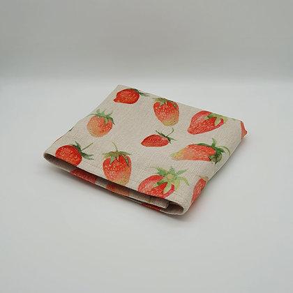 Strawberry Fabric Apron