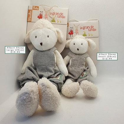 Albert Sheep Soft Toy