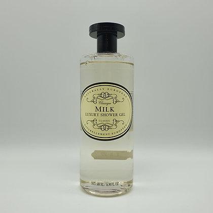 Naturally European Milk Luxury Shower Gel