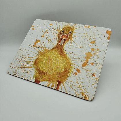 Splatter Duckling Placemat
