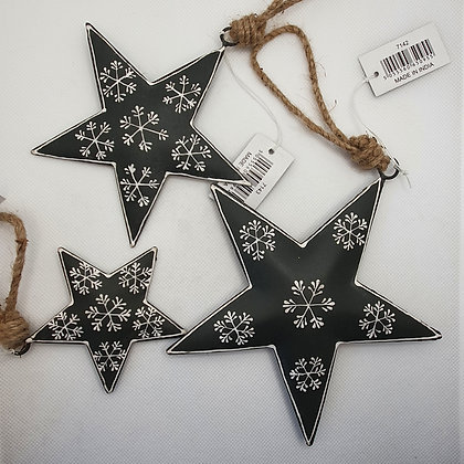 Snowflake Star Decoration