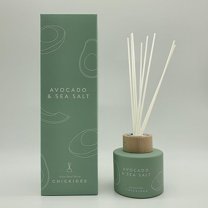 Avocado & Sea Salt Reed Diffuser