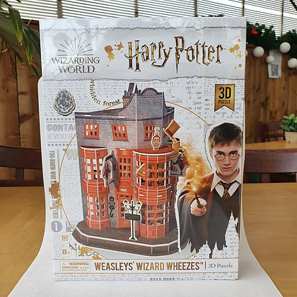 Weasley's Wizard Wheezes 3D Puzzle