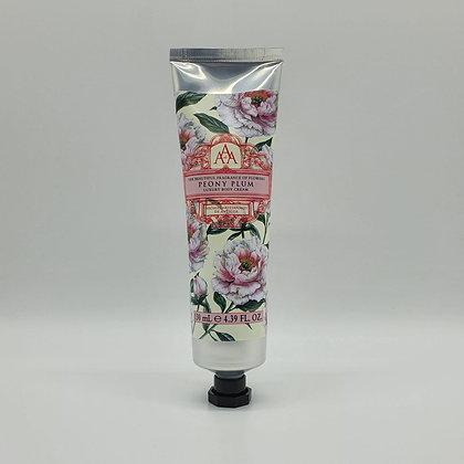 Peony Plum Luxury Body Cream