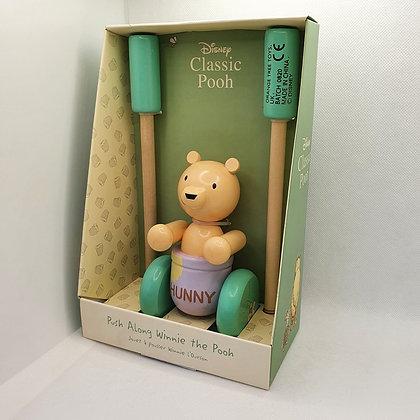 Classic Pooh Push Along