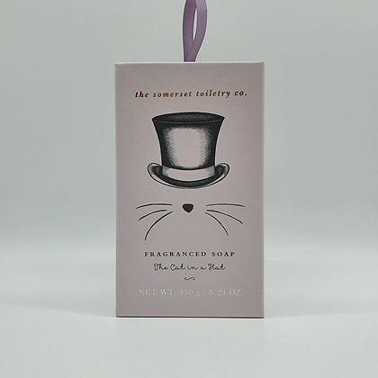 """The Cat in a Hat"" Pink Grapefruit Fragranced Soap"
