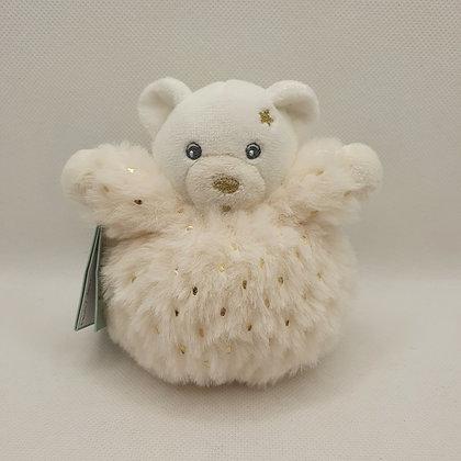 Mini Festive Fluffy Bear