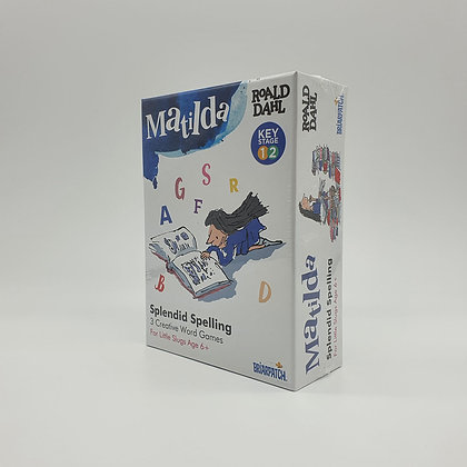 Matilda: Creative Word Games