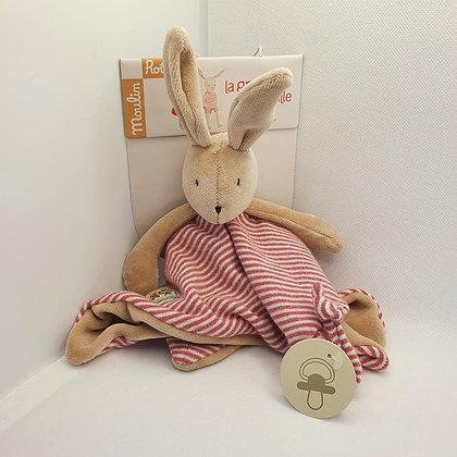 Sylvain Rabbit Comforter