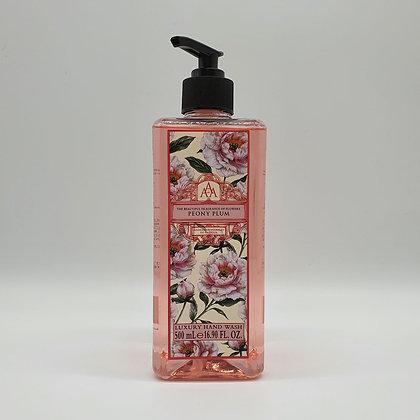 Peony Plum Luxury Hand Wash