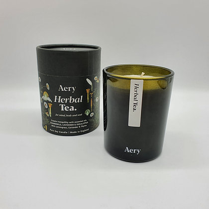 Herbal Tea Pure Soy Candle