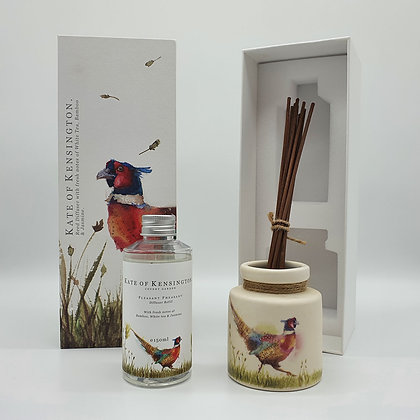 Pleasant Pheasant White Tea & Bamboo Reed Diffuser