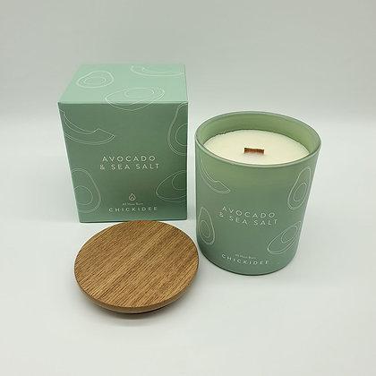 Avocado & Sea Salt Candle