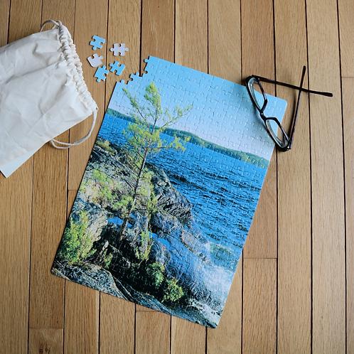 Georgian Bay Puzzle - Canadian Landscape Jigsaw Puzzles
