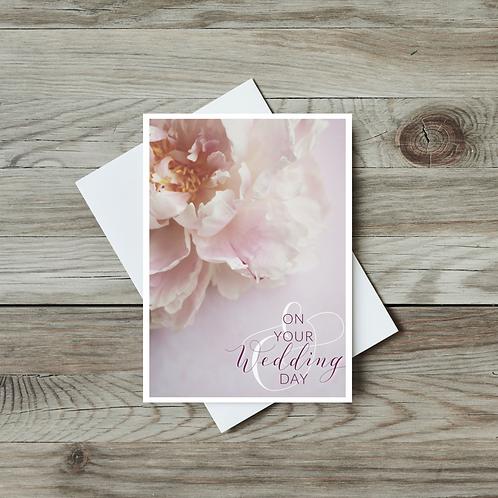 On Your Wedding Day - Paper Birch Art