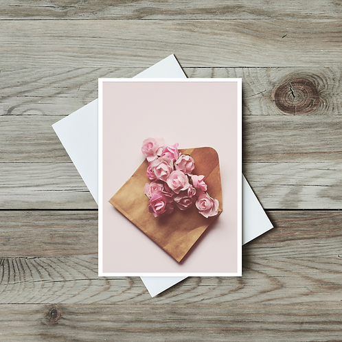 Blank Greeting Card - Paper Birch Art