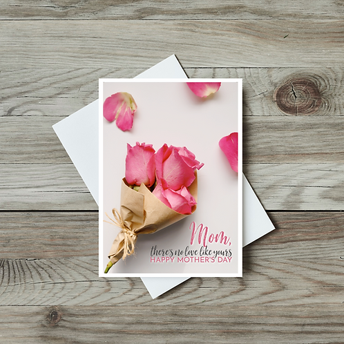 Mother's Day Greeting Card - Paper Birch Art