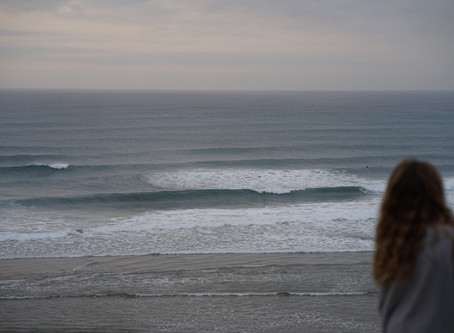 My surf trip in Portugal