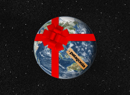 A gift for the planet